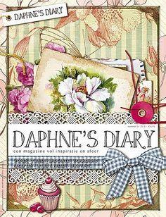 Daphne's Diary-such a beautiful magazine Daphnes Diary, Love Magazine, Cloudy Day, Vintage Ephemera, Diy Craft Projects, Journal Inspiration, My Sunshine, Handmade Crafts, Mini Albums