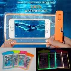 Waterproof Diving Bag For Samsung And iPhone - Offer (JUST PAY SHIPPING & HANDLING)