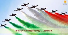 Where the mind is without fear and the head is held high,  Into that heaven of freedom, my Father, let my country awake - Rabindranath Tagore.  #Republicday.