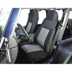 Neoprene Rear Seat Covers Tan 80 95 Jeep CJ Wrangler YJ