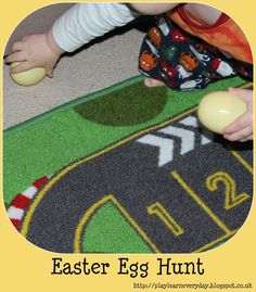Play & Learn Everyday: Easter Egg Hunt