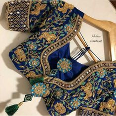 The Best Chennai Bridal Blouse Designers Just For You - Embroidery blouse designs - Cutwork Blouse Designs, Pattu Saree Blouse Designs, Designer Blouse Patterns, Fancy Blouse Designs, Bridal Blouse Designs, Blouse Neck Designs, Blouse Styles, Saree Styles, Designer Saree Blouses
