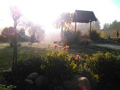 Sobotni podzimni rano ..no koho by to nenabilo energii