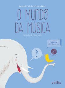 Livros infantis sobre música - Educar Para Crescer