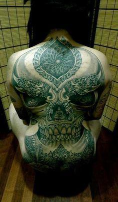 Extreme Tattoos & Tattoo Addiction 29