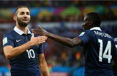 Benzema lidera a Francia en su debut mundialista | Fútbol de El Salvador | Diario Online