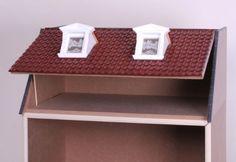 Dachgeschoss für das Puppenhaus