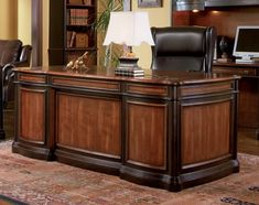 executive desk office furniture used home office furniture Wall units could be of a number of different types. executive desk office furniture are the absolute. Home Office Furniture Sets, Home Office Desks, Fine Furniture, Office Set, Furniture Ideas, Desk Ideas, Office Ideas, Modern Furniture, Office Designs
