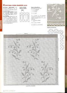 Kira scheme crochet: Scheme crochet no. 1887