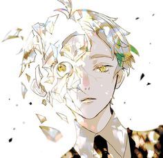 Open-Minded Anime Houseki No Kuni Land Of The Lustrous Rutile Diamond Antarcticite Cosplay Costume Outfit Jumpsuit Cosplay Women Set Special Buy Home