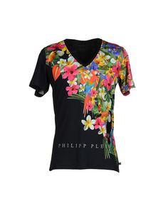 Philipp Plein Homme T-Shirt - Men Philipp Plein Homme T-Shirts online on YOOX United States