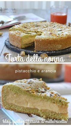 Love Eat, Love Food, My Dessert, Dessert Recipes, Super Torte, Friend Recipe, Italian Cake, Torte Cake, Different Cakes