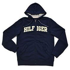 Tommy Hilfiger Mens Classic Full-Zip Fleece Hooded Sweatshirt Review
