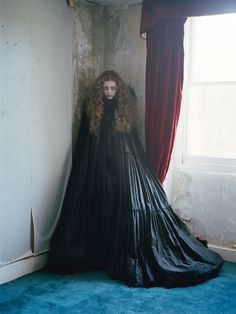 Dreaming of Another World | Guinevere van Seenus by Tim Walker for Vogue Italia March 2011