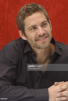 Paul Walker in Hollywood, California on March (Photo by Munawar Hosain/Fotos International/Getty Images) Reproduction by American tabloids is absolutely forbidden. Actor Paul Walker, Rip Paul Walker, Paul Walker Pictures, Blonde Hair Blue Eyes, Fast And Furious, In Hollywood, Hollywood California, Portrait Photo, American