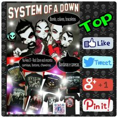 System of a down. Top