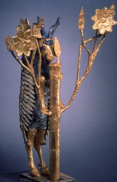 Ram in the Thicket (or Ram Caught in a Thicket),  ca. 2650-2550 B.C.