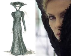 """British visionary Colleen Atwood is having a storybook run in the fashion industry. The three-time Oscar winner, who nabbed her tenth nomination for """"Snow White and the Huntsman,"""" combined her research of medieval design with new and innovative materials for director Rupert Sanders' dark interpretation of the Brothers Grimm's fairy tale."""