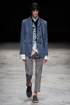 Ann Demeulemeester - Spring 2014 Menswear 15 - The Cut - The Cut