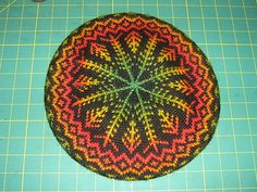 Ravelry: Project Gallery for Colour your own Fair Isle Tam pattern by Ruskin's notes