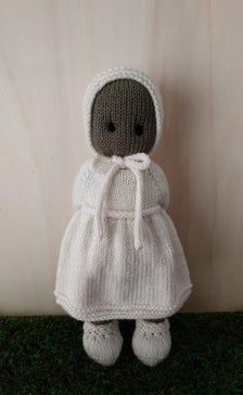 Clothes for The Oak Folk Set H Knitting pattern by Agasalhos e Bugalhos Arm Knitting, Knitting Patterns, Knitted Baby Outfits, I Cord, Baby Clothes Patterns, Dk Weight Yarn, Knitted Animals, How To Start Knitting, Cascade Yarn