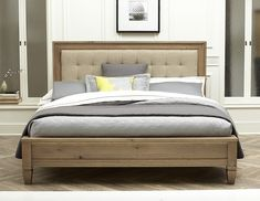 Odeon Queen Upholstered Bed - Beds - Bedroom - By Product Type - Collection