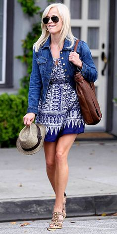 Reese Witherspoon - Look of the Day - InStyle
