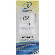 Global Golf Tech-Fit Golf Glove Gloves purchase from Globalgolf.com on discounted prices by using coupon and promo codes.