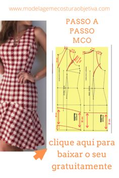 Skirt Patterns Sewing, Sewing Patterns Free, Costura Fashion, Baby Frocks Designs, I Love Fashion, Womens Fashion, Frock Design, Sewing Clothes, Diy Clothes