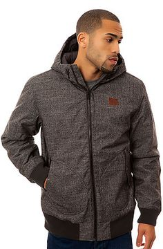 Vans Jacket Rutherford Mountain Edition in New Charcoal Grey - Karmaloop.com