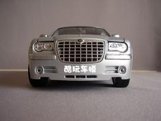 The massive grill on this one... Chrysler 300