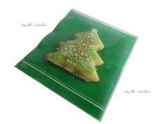 Weihnachten Geschenktüten Kekstüten von Fitzi Flöt auf DaWanda.com