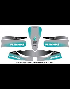 Amg Petronas, Karting, Cart