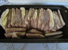 Cinnamon Pull apart bread, bread machine recipe