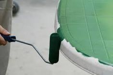 Garden Hose, Over Ear Headphones, Decor, Diy, Gardens, Painting Plastic Chairs, Painting Fabric Furniture, Decoration
