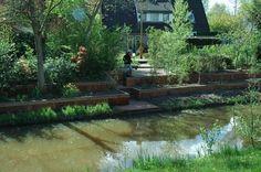 Vervangen beschoeiing Drupal, Amazing Gardens