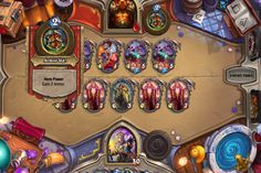 Nice and balanced tavern brawl Blizzard. I could heal 64 health with one use of hero power.