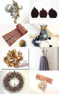 Autumn Dance by Rebecca on Etsy--Pinned with TreasuryPin.com