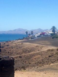 Puerto Del Carmen, Lanzarote Lanzarote Puerto Del Carmen, Canary Islands, Good Times, Holidays, Beach, Water, Outdoor, World, Pets