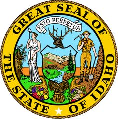 Idaho has the only state seal in the United States created by a woman. Emma Edwards Green was a well educated woman and had spent time at an art school in New York. When she came to Boise, she began holding painting classes for the community. Not long after, Idaho was in search of a new state seal. Emma was invited to submit a design – the winner would receive one hundred dollars. Her design was chosen on March 5, 1891.