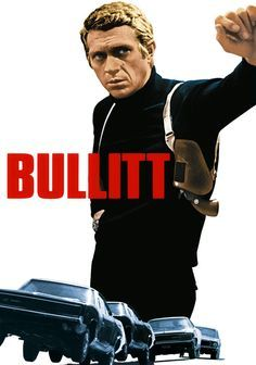 'Bullitt' 1968 Steve McQueen at his very best - acting and driving - with the car chase to enter movie history. Steve Mcqueen Bullitt, Actor Steve Mcqueen, Steve Mcqueen Style, Hollywood Stars, Classic Hollywood, Classic Movie Stars, Classic Movies, Bullitt Movie, Steeve Mcqueen