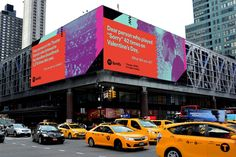 DATA:  Spotify Crunches User Data in Fun Ways for This New Global Outdoor Ad Campaign