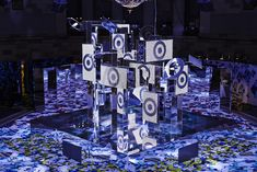 Peter Pilotto for Target at Gotham Hall by Bureau Betak