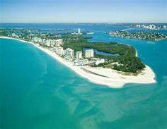 Sarasota, Florida:  The white sand here was amazing. It had the consistency of flour. Loved it!