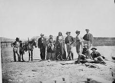 Dakota (Treaty Council). 1878 год.