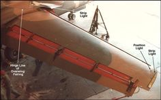 A better view of the F-111s Fowler flaps.
