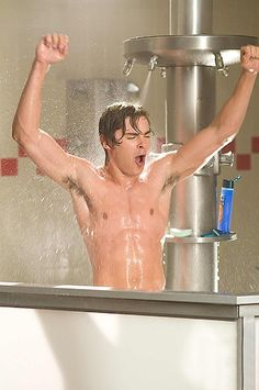 Zac Efron Naked In The Shower 119