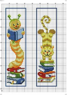 Wonderful Free Cross Stitch bookmarks Popular Considering I have already been cross punch sewing considering that I'd been her My spouse and i often supp Cross Stitch Books, Cross Stitch Bookmarks, Mini Cross Stitch, Cross Stitch Borders, Cross Stitch Alphabet, Cross Stitch Animals, Counted Cross Stitch Kits, Cross Stitch Charts, Cross Stitch Designs