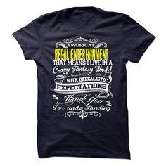 Work At Regal Entertainment Group Hoodies T Shirt