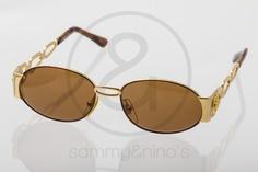 Image of Gianni Versace Mod.S34 gold :: Vintage Sunglasses